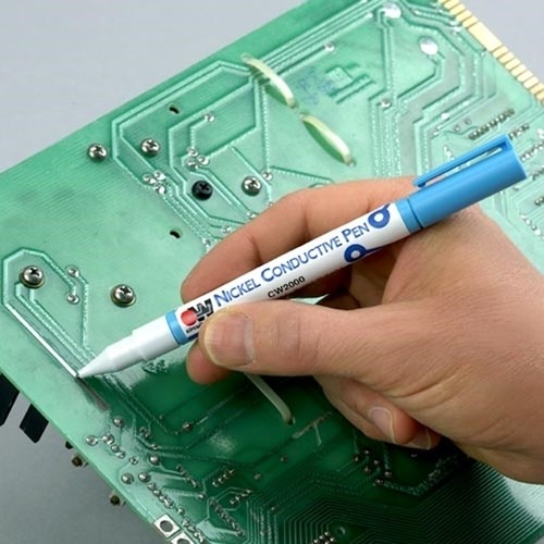 circuitworks® nickel conductive pen chemtronics europe