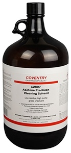 Picture of Coventry™ 12807 Acetone Precision Cleaning Solvent
